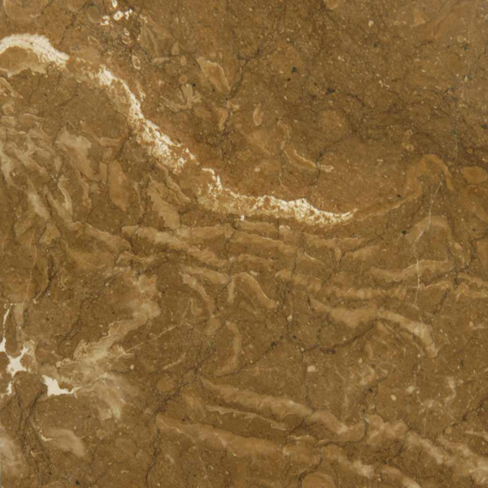Chestnut Brown limestone