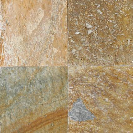 Golden-White-Quartzite