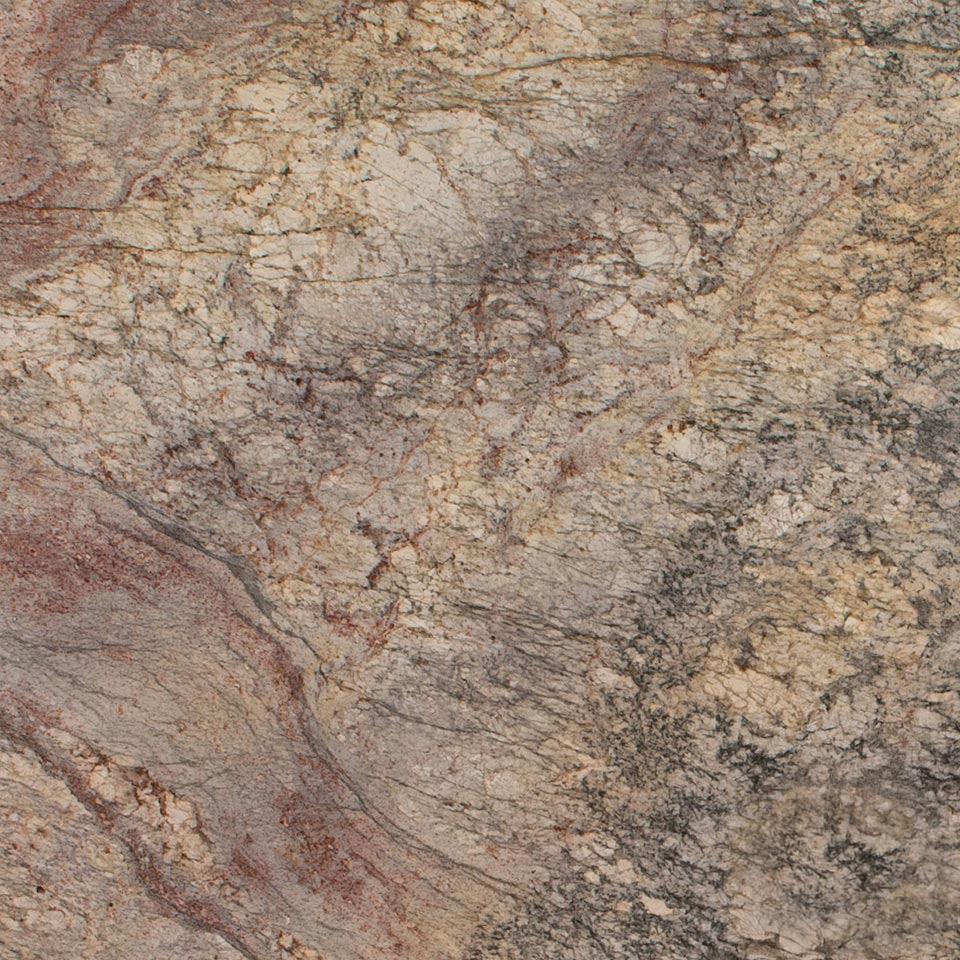 Hawaiian-Bordeaux-Granite