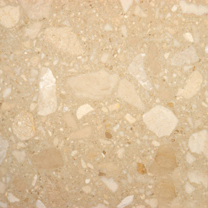 Tibetan Beige. Swiss Blanco Engineered Marble