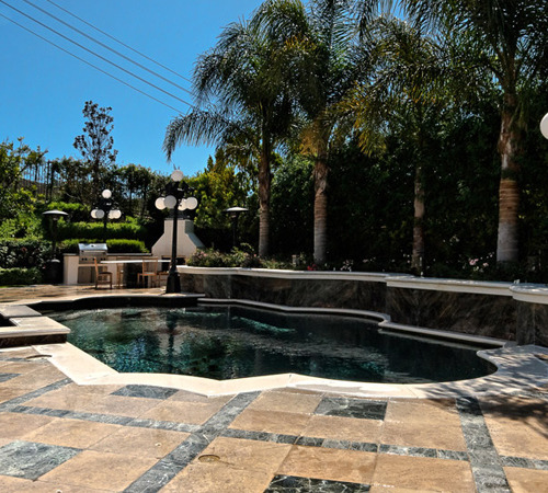 Patios & Pools