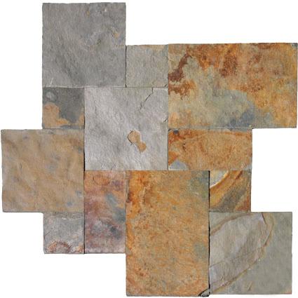 California-Gold-Patterns tiles