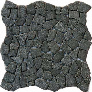 Charcoal Flat Pebbles
