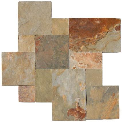 Earth-Slate-Patterns tiles