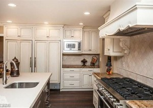 Custom Kitchen Cabinet Newbury Park